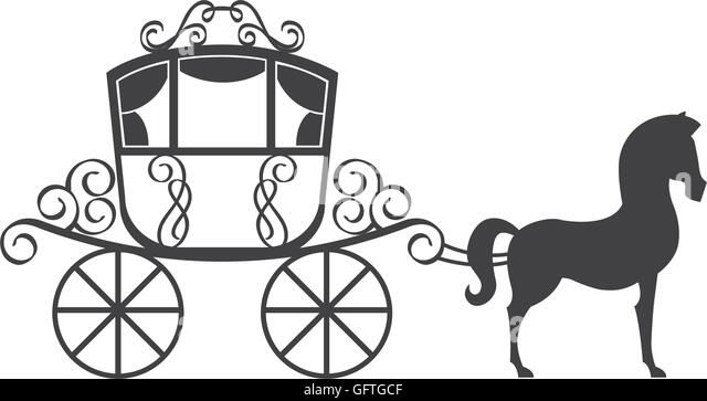 Victorian Horse And Carriage Stock Photos & Victorian