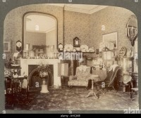 Victorian Living Room Stock Photos & Victorian Living Room ...