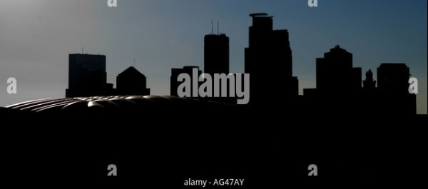 Metrodome Stock Photos Metrodome Stock Images Alamy