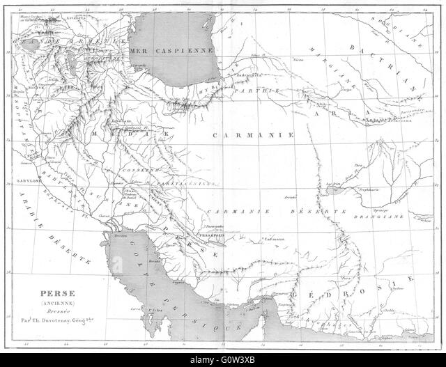Ancient Persia Stock Photos & Ancient Persia Stock Images