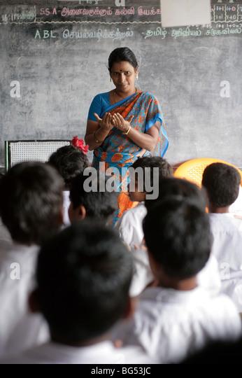 Image result for village school teacher in a tamil nadu christian school