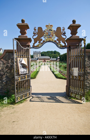 Prinz Georg Garten Darmstadt Stock Photos & Prinz Georg Garten