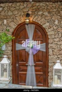 Door Decoration For Wedding Stock Photos & Door Decoration ...