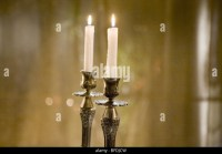 Sabbath Candles Stock Photos & Sabbath Candles Stock ...