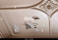 Peeling Paint Ceiling Stock Photos & Peeling Paint Ceiling ...