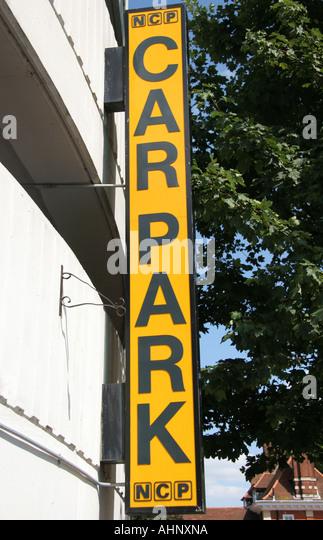 Ncp Carpark Stock Photos & Ncp Carpark Stock Images  Alamy