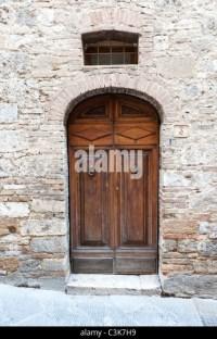 Mediterranean Style Home Exterior Stock Photos ...