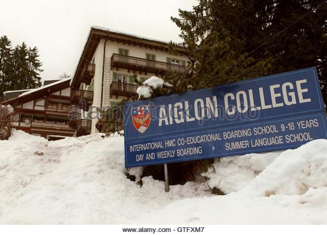 Image result for sarah ferguson scandal swiss school Aiglon College, near Villars, in Switzerland,