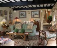 Interiors Sittingroom Table Sofa Stock Photos & Interiors ...