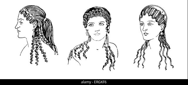 Ancient Greek Women Stock Photos & Ancient Greek Women Stock