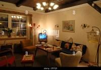 1950s Living Room Nobody Stock Photos & 1950s Living Room ...