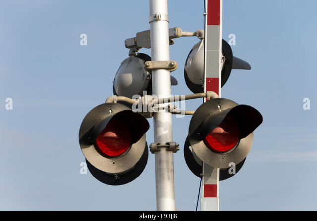 Railroad Crossing Lights
