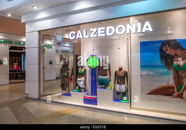 Calzedonia Stock Photos & Calzedonia Stock Images - Alamy