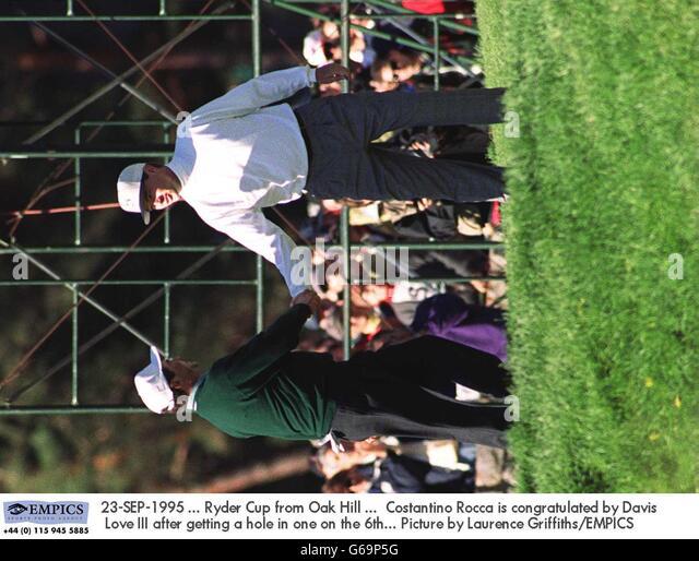 1995 Ryder Cup Davis Love