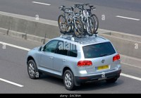 Car Roof Bike Stock Photos & Car Roof Bike Stock Images