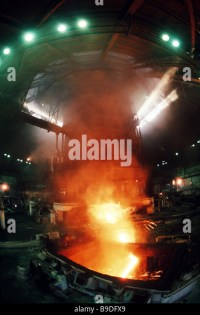 Iron Smelting Furnace Stock Photos & Iron Smelting Furnace ...
