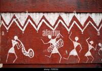 Warli Painting Stock Photos & Warli Painting Stock Images ...