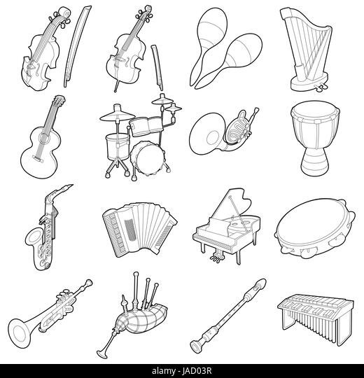 Percussion Icons