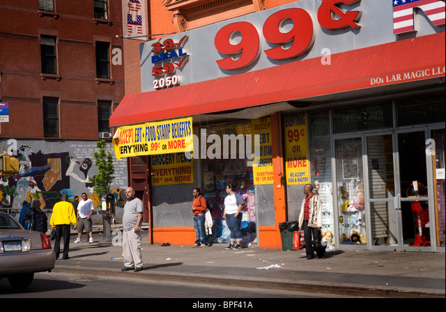 99 Cent Stores New York City
