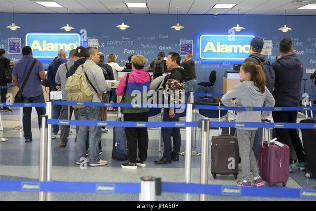 Lax Car Rental In Terminal - Car Sale and Rentals