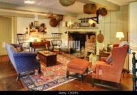 Colonial Home Interior Stock Photos & Colonial Home ...