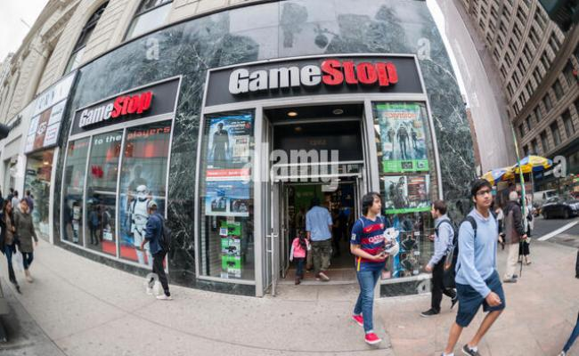 Gamestop Stock Photos Gamestop Stock Images Alamy