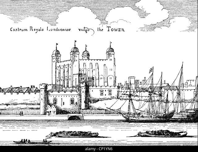 London 17th Century Stock Photos & London 17th Century
