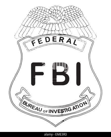 Fbi Agent Page Coloring Pages