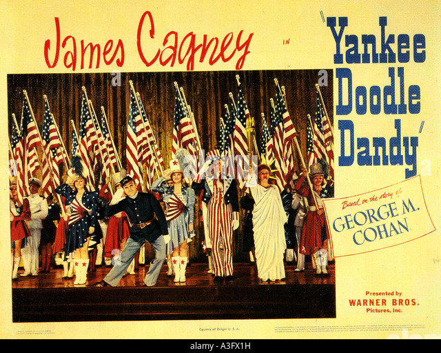 Image result for Yankee Doodle Dandy 1942 The End
