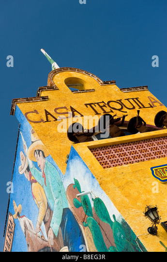 Tequila Shop Mexico Stock Photos  Tequila Shop Mexico Stock Images  Alamy