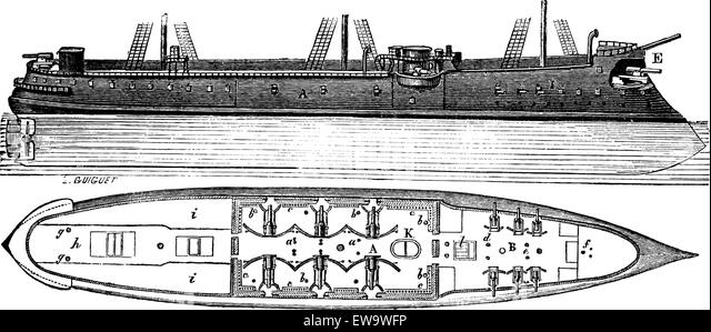 Ironclad Ship Stock Photos Amp Ironclad Ship Stock Images