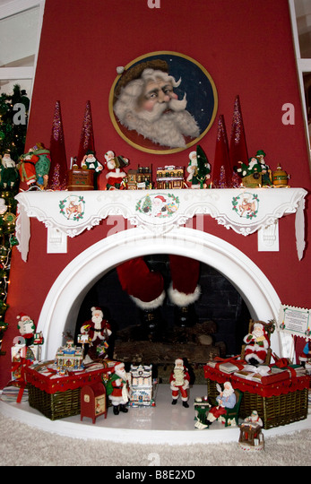 christmas chair covers ireland diy lawn cushions inglenook fireplace stock photos & images - alamy