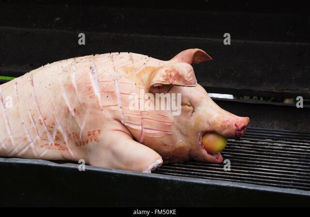 Pig Apple Grill