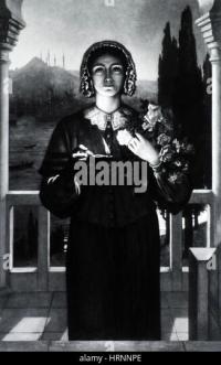 Lady With The Lamp Florence Nightingale Stock Photos ...