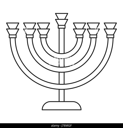 Illustration In Synagogue Stock Photos & Illustration In