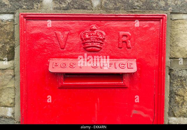 Victorian Pillar Box Post Box Stock Photos Amp Victorian