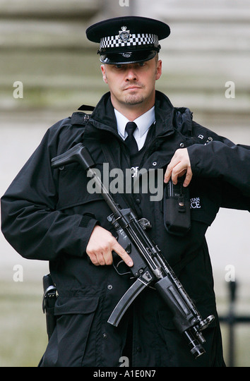 Armed Guard Officer