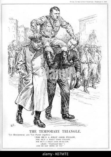 Hindenburg Newspaper Article