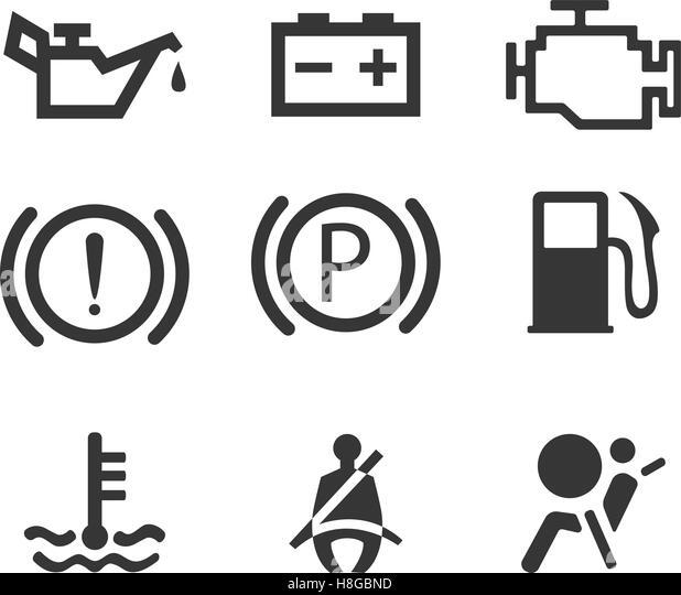 Dashboard Symbols Stock Photos & Dashboard Symbols Stock