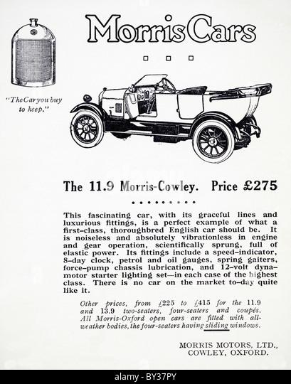 Morris Oxford Car Stock Photos & Morris Oxford Car Stock