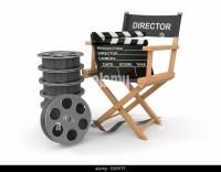 Film Director Chair Stock Photos & Film Director Chair ...