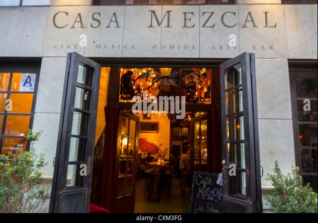 Mezcal Bar Stock Photos  Mezcal Bar Stock Images  Alamy