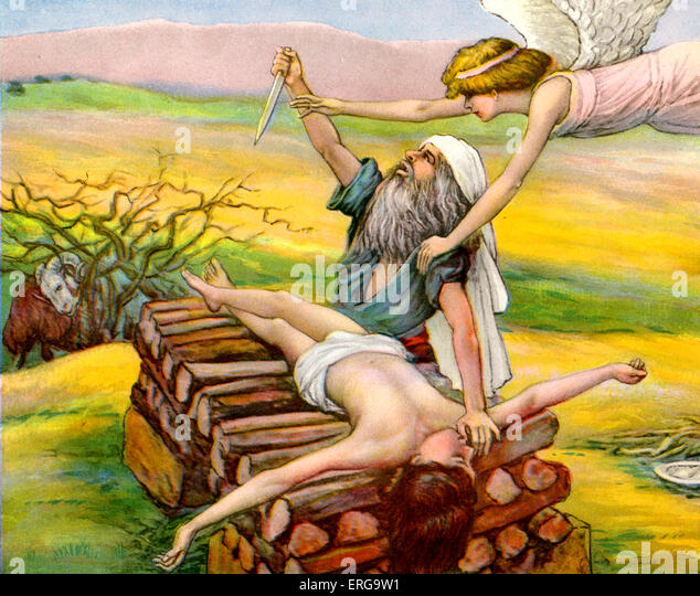 Image result for abraham sacrifice isaac