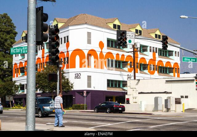 Nickelodeon Theme Park California