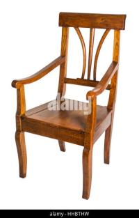 Carved Wood Tree Chair Stock Photos & Carved Wood Tree ...