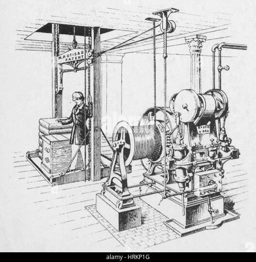 Steam Engine Diagram Stock Photos & Steam Engine Diagram