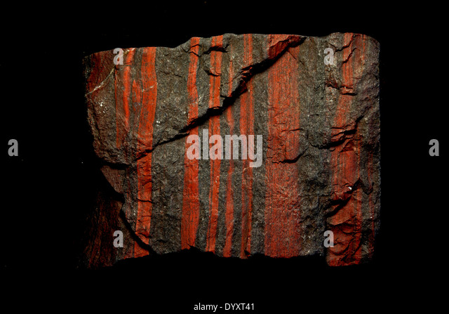 Banded Iron Stock Photos  Banded Iron Stock Images  Alamy