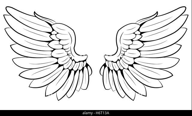 Eagle Symbols And Tattoo Stock Photos & Eagle Symbols And