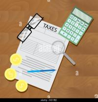 Tax Returns Stock Photos & Tax Returns Stock Images