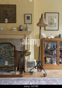 Interiors Sitting Room Country Stock Photos & Interiors ...